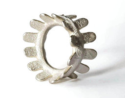 Rayo; Ring Silber